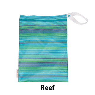 Smart Bottoms On the Go Wet Bag Reef