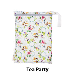 On the Go Wet Bag Tea Party