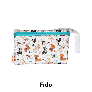Small Wet Bag Fido