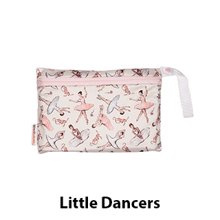 Smart Bottoms Small Mesh Bag Little Dancers