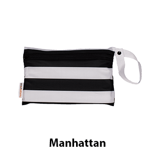 Smart Bottoms Small Mesh Bag Manhattan