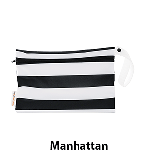 Smart Bottoms Small Wet Bag Manhattan
