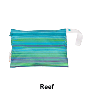 Smart Bottoms Small Wet Bag Reef