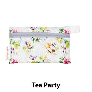 Mini Wet Bag Tea Party