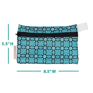 mini size smart bottoms wet bag size measurements