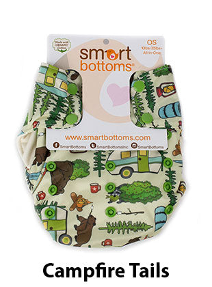 Smart Bottoms Smart One Campfire Tails