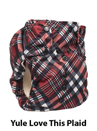 Smart One Yule Love This Plaid
