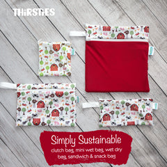 Thirsties Simply Sustainable Collection