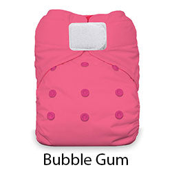 Thirsties Natural One Size AIO Bubble Gum