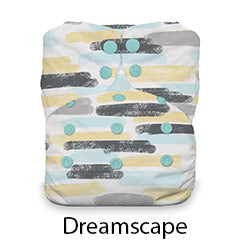 Thirsties Snap Natural One Size AIO Dreamscape
