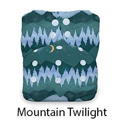 Thirsties AIO Snap Mountain Twilight