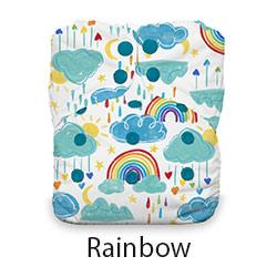 Thirsties Snap Stay Dry AIO Rainbow