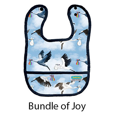 Pocket Bib Bundle of Joy