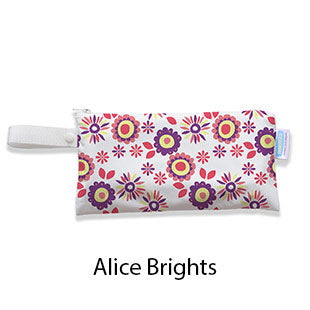 Thirsties Clutch Bag Alice Brights