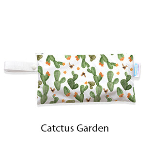 Thirsties Clutch Bag Cactus Garden