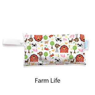 Thirsties Clutch Bag Farm Life