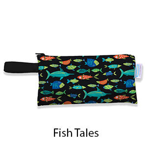 Thirsties Clutch Bag Fish Tales
