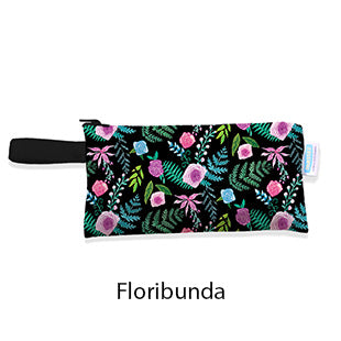 Thirsties Clutch Bag Floribunda