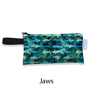 Thirsties Clutch Bag Jaws