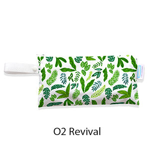 Thirsties Clutch Bag O2 Revival