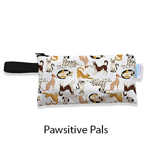 Thirsties Clutch Bag Pawsitive Pals
