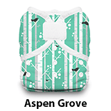 Thirsties Duo Wrap Hook and Loop Aspen Grove