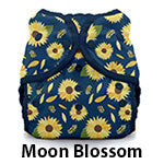Thirsties Duo Wrap Snap Moon Blossom