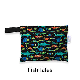 Thirsties Mini Wet Bag Fish Tales
