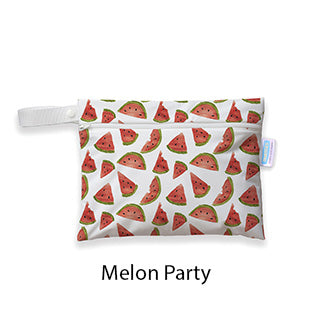 Thirsties Mini Wet Bag Melon Party