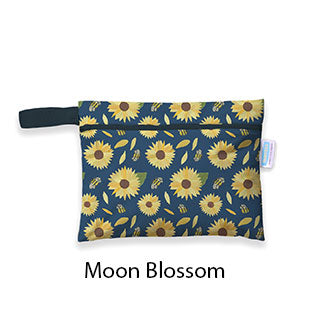 Mini Wet Bag Moon Blossom