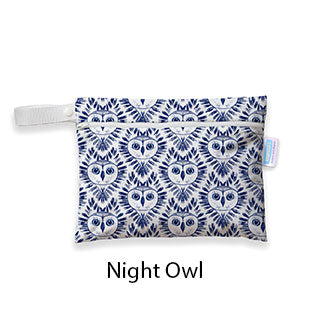 Mini Wet Bag Night Owl