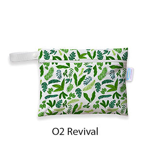Thirsties Mini Wet Bag O2 Revival