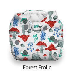 Natural Newborn Snap Forest Frolic