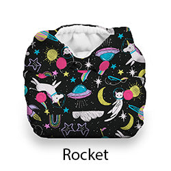 Thirsties Natural Newborn Snap Rocket