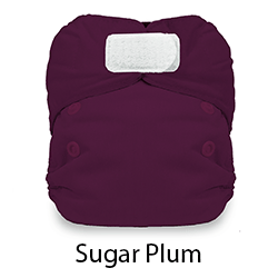 Thirsties Natural Newborn AIO Sugar Plum