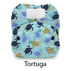 Thirsties Natural Newborn AIO HL Tortuga