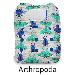 Natural One Size Hook and Loop Arthropoda