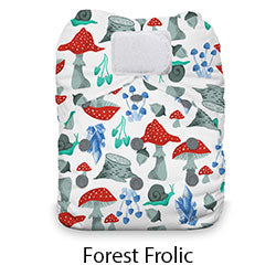 Natural One Size AIO Forest Frolic