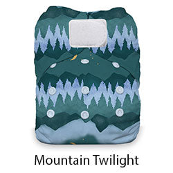 Natural One Size AIO Mountain Twilight