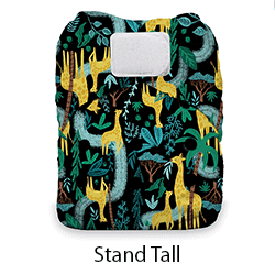Thirsties Natural One Size AIO Stand Tall