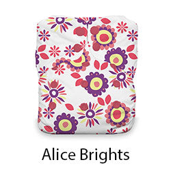 Natural AIO Snap Alice Brights