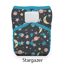 Thirsties Pocket Diaper HL Stargazer