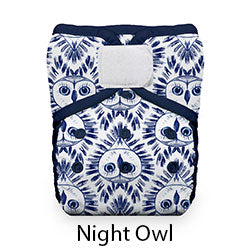 Natural Pocket Hook and Loop Night Owl