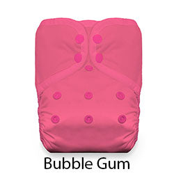 Thirsties Natural Pocket Snaps Bubble Gum