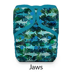 Thirsties Natural One Size Pocket Jaws