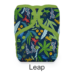 Thirsties Pocket Diaper Snap Leap
