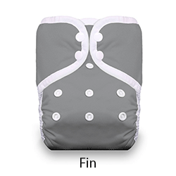Thirsties Pocket Diaper Snap Fin