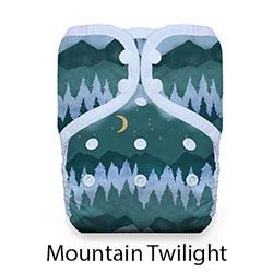 Stay Dry Pocket Mountain Twilight