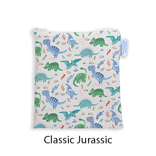 Thirsties Sandwich and Snack Bag Classic Jurassic