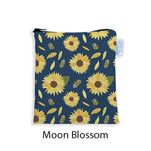 Thirsties Sandwich and Snack Bag Moon Blossom